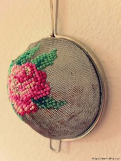 Creative ideas for lovers of embroidery