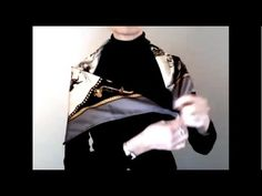 How to - Asymmetrical wrap – MaiTai Collection