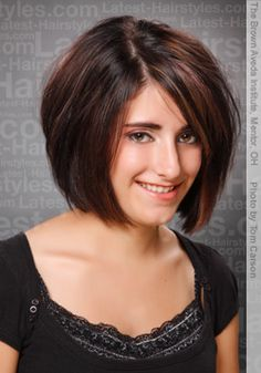 Short bob Hairstyles For Women | Short Hairstyles for Women In Their 40s - Pictures, How-to's and ...