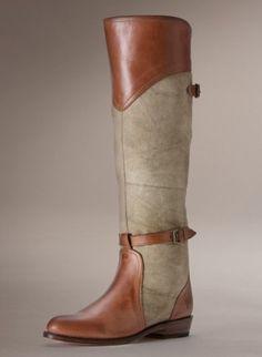 Frye--favorite boots--last decades