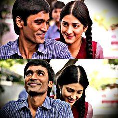 #Moonu 3 Ram ♥ Janani forever #BestMovie #Anirudh Romantic Couple Images, Love Couple Images, Romantic Couples Photography, Cute Love Couple, Cute Love Songs, Sad Movies, 3 Movie, Movie Photo, Love Movie