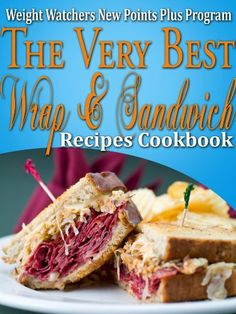 Weight Watchers New Points Plus Plan The Very Best Wrap and Sandwich Recipes Cookbook by Janelle Johannson, http://www.amazon.com/dp/B00A3SVMWY/ref=cm_sw_r_pi_dp_Thbgrb0AMN5J8