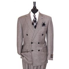 Steven Land 100% Wool Suits at Valor Fashion, California