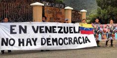 Diario En Directo: Vídeo↔ Galería de imágenes crónica de Venezuela ba...