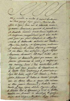 DOCUMENTO-105. hoja 2 de 4.- Copia del título que autoriza a Benito Juárez para ejercer como abogado, una vez aprobado el examen respectivo ante los ministros de la Corte de Justicia del Estado de Oaxaca.  Oaxaca, 13 de enero de 1834 Benito Juárez, vol. 1, exp. 7, 4 fs. ~ AGN