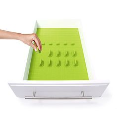 DrawerDecor - Customizable Drawer Organizer, Starter Kit, Lime KMN Home http://www.amazon.com/dp/B00BBSU636/ref=cm_sw_r_pi_dp_6SH3ub19V457G