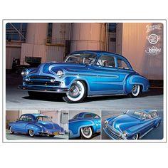 1949 Chevy Styleline - photos by Joyrides Art Company