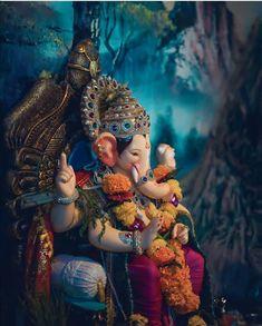 Jai Ganesh, Ganesh Lord, Ganesha Art, Shree Ganesh, Shri Hanuman, Durga, Shri Ganesh Images, Ganesha Pictures, Ganpati Bappa Photo
