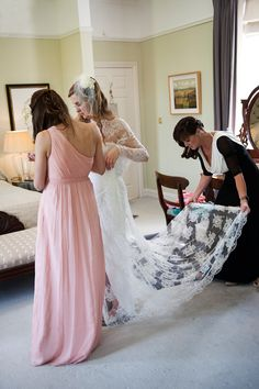 A Garden Wedding in the West of Ireland Bridesmaid Dresses, Prom Dresses, Formal Dresses, Wedding Dresses, Ireland Wedding, Destination Wedding Planner, Garden Wedding, Wedding Ceremony, Castle