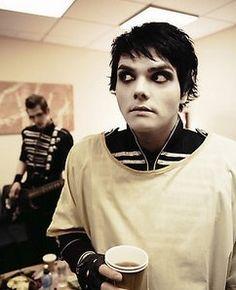 Gerard Way. My Chemical Romance.