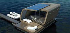 floating resort  Torrisi & Procopio Architetti