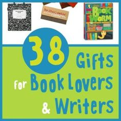 38 Creative Gifts for Book Lovers & Writers