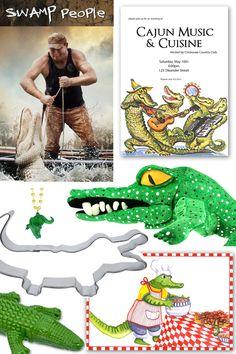 Alligator swamp people party supplies  Isaiah's Favorite