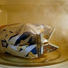 How To Get Rid Of The Smoke Smell After A Microwave Fire
