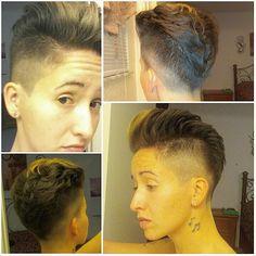 Undercut. Hair. Layrite. Hair by lundon at stadium barbershop