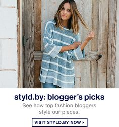 styld.by: blogger's picks
