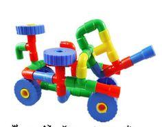 $12.50 (Buy here: https://alitems.com/g/1e8d114494ebda23ff8b16525dc3e8/?i=5&ulp=https%3A%2F%2Fwww.aliexpress.com%2Fitem%2F45pcs-Lot-Multicolor-Children-Plastic-Tunnel-Water-Pipe-Building-Blocks-Sets-DIY-Educational-Games-Toys-for%2F32731257746.html ) 45pcs/Lot Multicolor Children Plastic Tunnel Water Pipe Building Blocks Sets DIY Educational Games Toys for Kids Creativity Toy for just $12.50