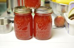 watermelon jelly by Marisa | Food in Jars, via Flickr