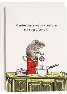 Mouse stirring