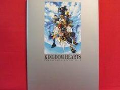 Kingdom Hearts Character's Report #2 art book