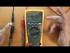 How to use a Multimeter for beginners: Part 2a - Current measurement - YouTube