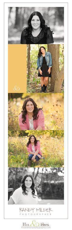 Hallie, class of 2013 // Iowa photographer, Randy Milder
