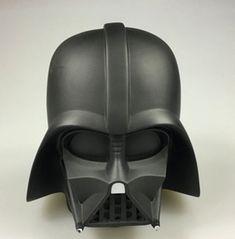 Alcancía Cabeza Darth Vader  Material: Plástico Peso: 250g Cabeza alcancía 14 cm