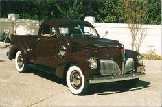 「1939 studebaker pickup」の画像検索結果