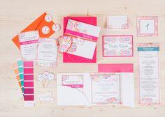 Farbgold in Love: Individuelle und liebevolle Hochzeitspapeterie von Farbgold | Hochzeitsblog - The Little Wedding Corner