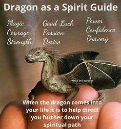 Dragon as Spirit Guide