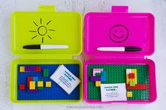 DIY Lego Travel Case - The Best Ideas for Kids