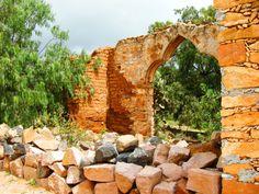 Ruinas en Mineral de Pozos Gto.