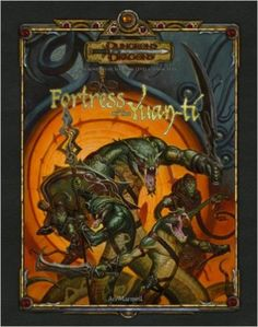 Fortress of the Yuan-ti (Dungeons & Dragons): Ari Marmell: 9780786943609: Amazon.com: Books