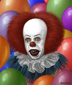 The Dancing Clown by MarshalGraham on deviantART