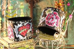 Shop By Brand - Kippys - KIPPYS SACRED HEART/SPARROW CUFF BRACELET! - Cowgirl Fashion - DoubleDRanch|High End Western Wear|Vintage Collection|Black as Crow Onyx|Cowgirl Fashions|Jewelry Nested in Sterling Silver|Turquoise|Double D Ranchwear|Cowgirlkim|Glitter|Bling|Cowgirl Kim Fashion - (Powered by CubeCart)