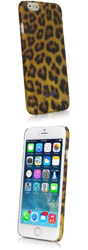 Apple #iPhone 6 Fierce Case - A sassy and fashionable accessory for your iPhone 6! Available in Leopard and Tiger print. Find it at www.boxwave.com