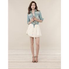 Fracomina look Spring Summer 2015, Trousers, Clothes For Women, Blouse, Jeans, Skirts, T Shirt, Shoes, Collection