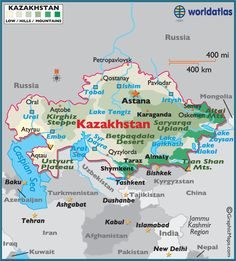Kazakhstan, a Central Asian country and former Soviet republic, extends from the Caspian Sea in the west to the Altai Mountains at its eastern border with China and Russia.