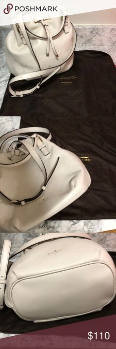Kate Spade purse Large kate Spade Cooper bucket bag! Excellent condition!! Includes dustbag kate spade Bags Crossbody Bags