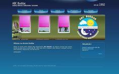 Projekt strony WWW dla producenta żaluzji i rolet