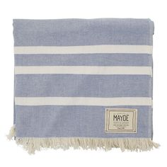 MAYDE Turkish beach towel - $59.95