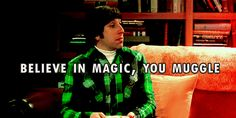 you muggle!