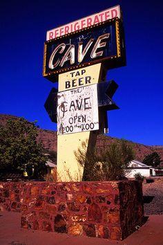 The Cave, Clifton, AZ, 2002