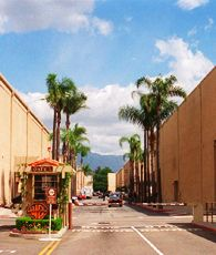 Warner Brothers Studios in Burbank, CA
