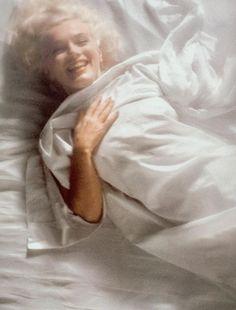 Marilyn Monroe by Douglas Kirkland-1961