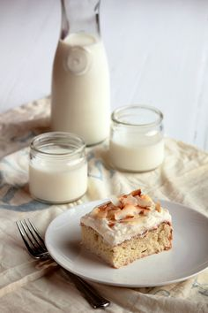 3 Milk Coconut Cake (by pastryaffair)