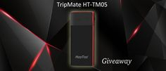 Participate and win a HooToo TripMate SITH