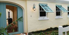 Timberlane Exterior Shutters :: Tropical Inspired Homes