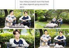 dorm tales with kaisoo | allkpop Meme Center