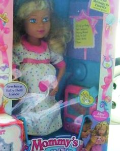 Mommys Having A Baby Doll....My favorite toy.....haylee